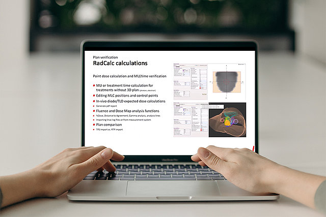 Webinar: Automated QA in clinical environment - RadCalc set up for clinics and remote access