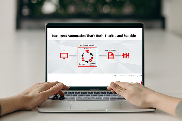 Webinar: Intelligent automation with RadCalcAIR and 3D dose analysis